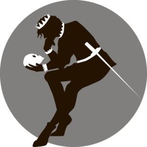 Hamlet - Stock Illustration